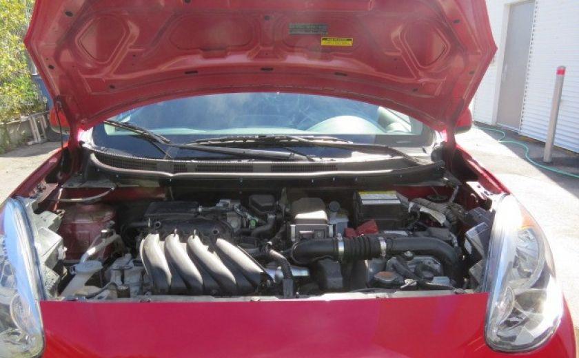 2015 Nissan MICRA SV camera de recul GARANTIE 7 ANS 140000 KLM #3