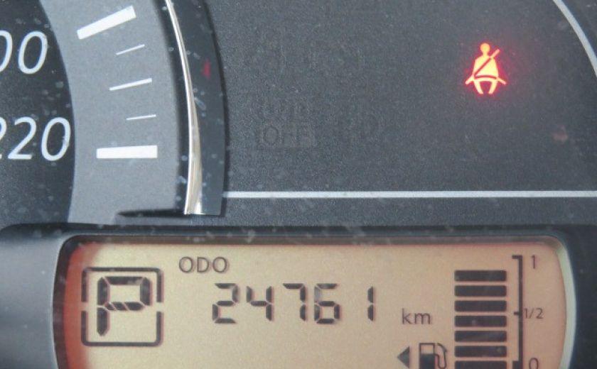 2015 Nissan MICRA SV camera de recul GARANTIE 7 ANS 140000 KLM #24