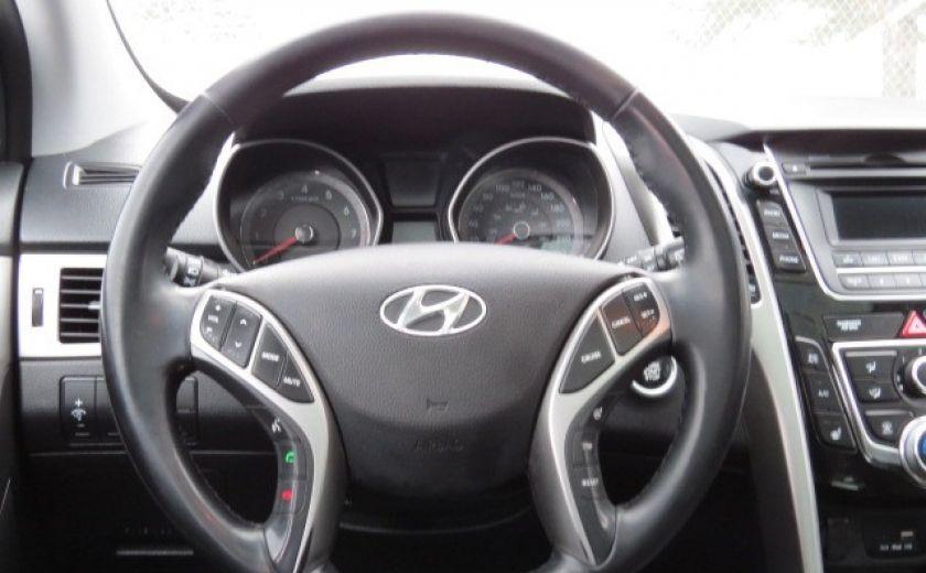 2016 Hyundai Elantra GT GLS ET PNEUS D HIVER INCLUS #8