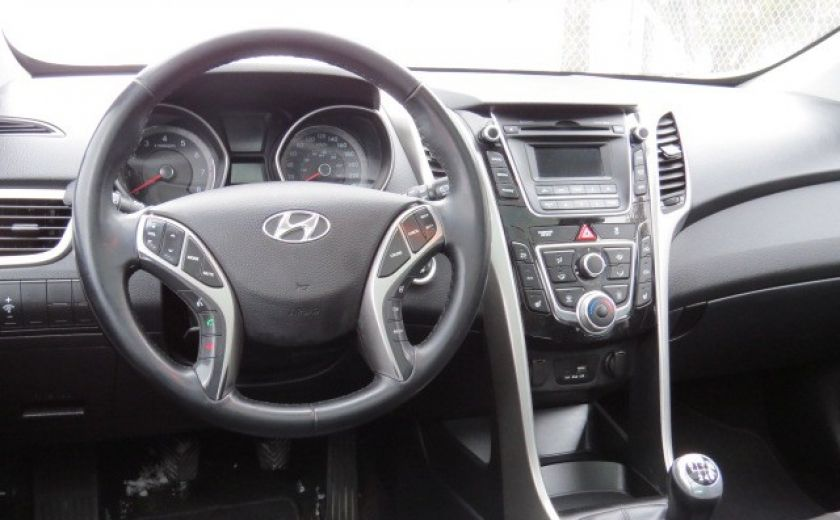 2016 Hyundai Elantra GT GLS ET PNEUS D HIVER INCLUS #9