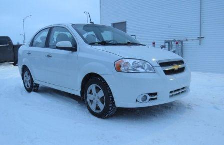 2010 Chevrolet Aveo LT #0