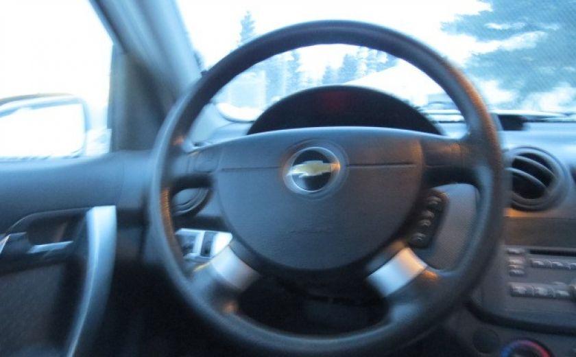 2010 Chevrolet Aveo LT #4