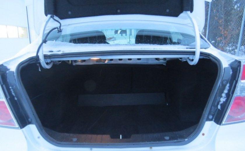 2010 Chevrolet Aveo LT #9