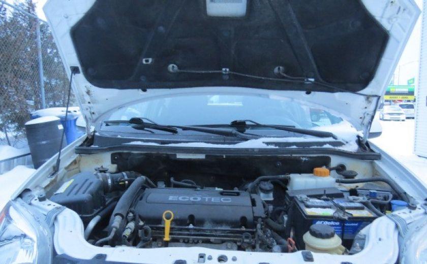 2010 Chevrolet Aveo LT #11