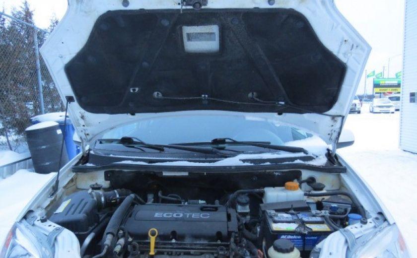 2010 Chevrolet Aveo LT #12