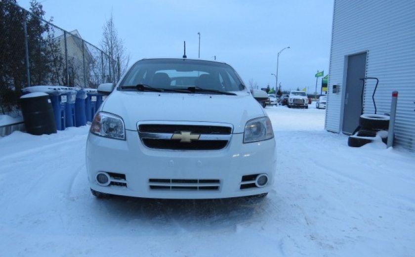 2010 Chevrolet Aveo LT #13