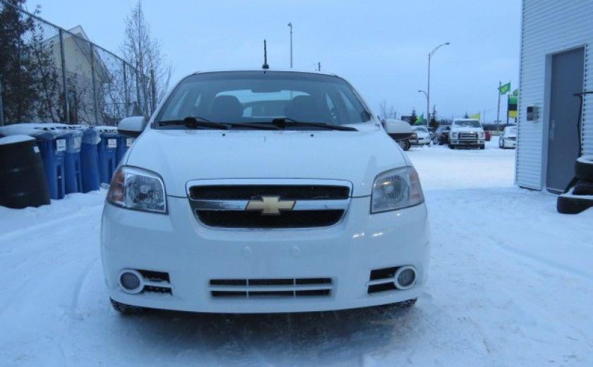 2010 Chevrolet Aveo LT #14