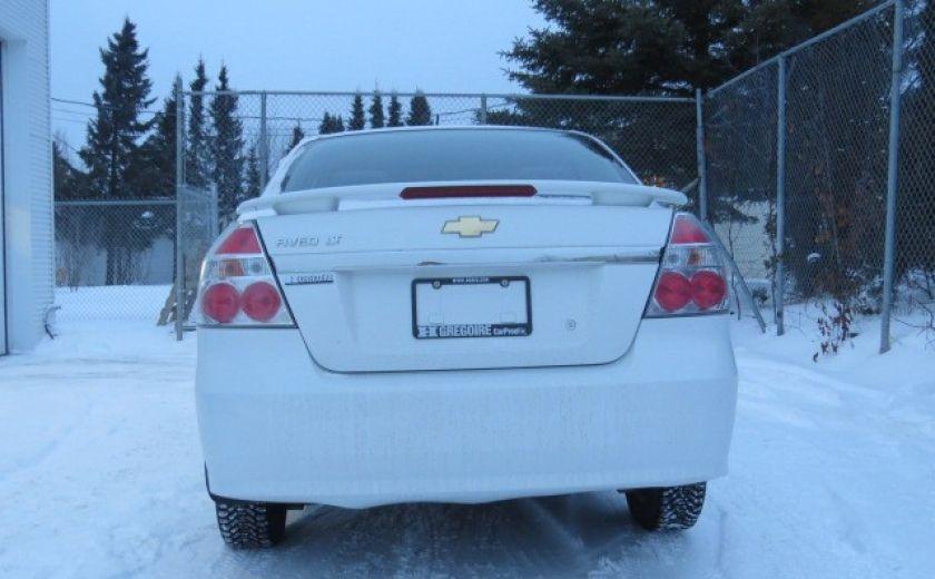 2010 Chevrolet Aveo LT #19