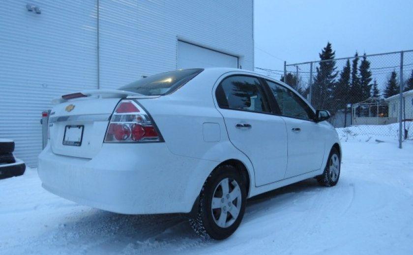 2010 Chevrolet Aveo LT #20