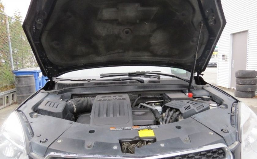 2011 Chevrolet Equinox LS #1