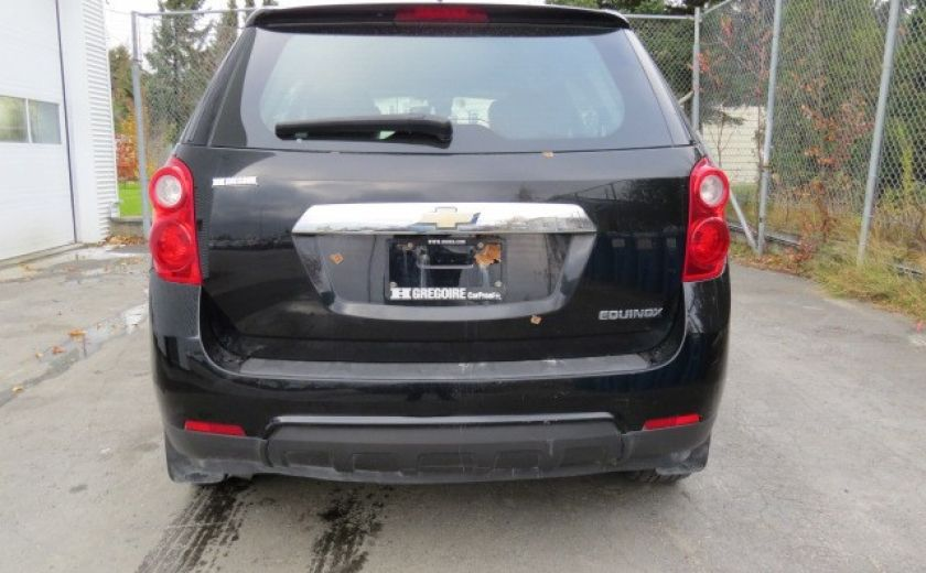 2011 Chevrolet Equinox LS #19