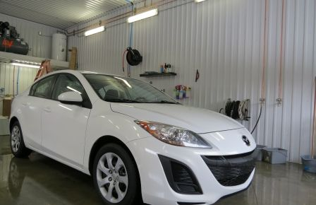 2011 Mazda 3 GX à Abitibi