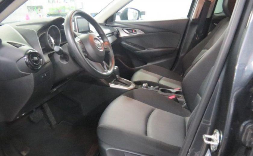 2016 Mazda CX 3 GX AWD ET DEMARREUR A DISTANCE ET PNEUS D HIVER #2