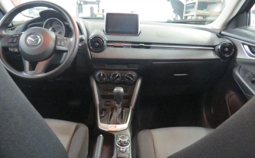 2016 Mazda CX 3 GX AWD ET DEMARREUR A DISTANCE ET PNEUS D HIVER #9