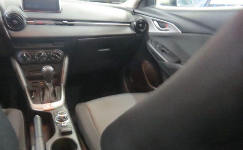 2016 Mazda CX 3 GX AWD ET DEMARREUR A DISTANCE ET PNEUS D HIVER #10