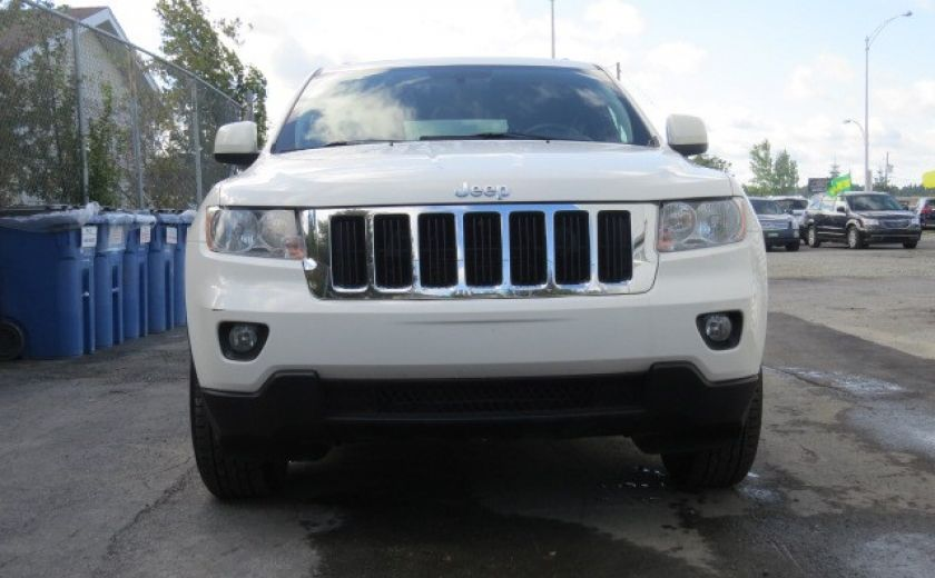 2012 Jeep Grand Cherokee Laredo #4