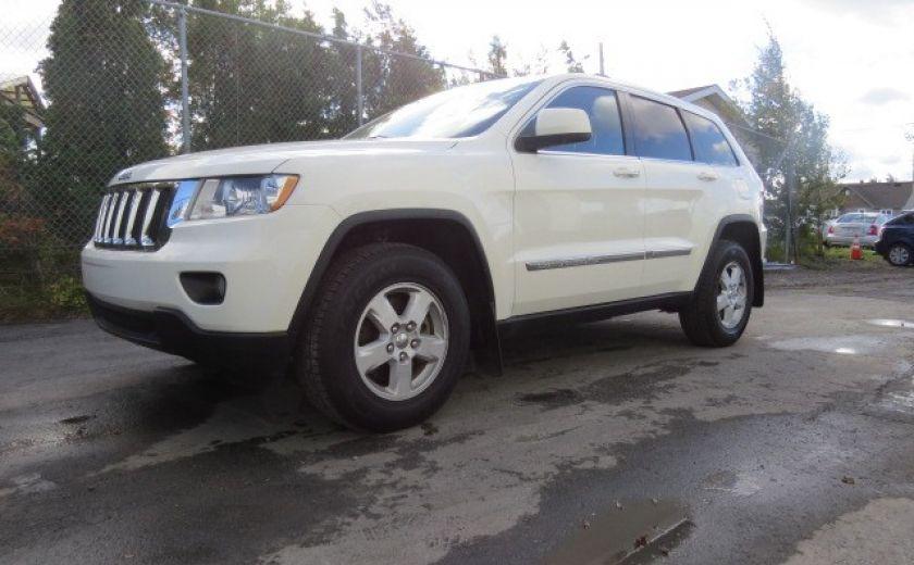 2012 Jeep Grand Cherokee Laredo #1