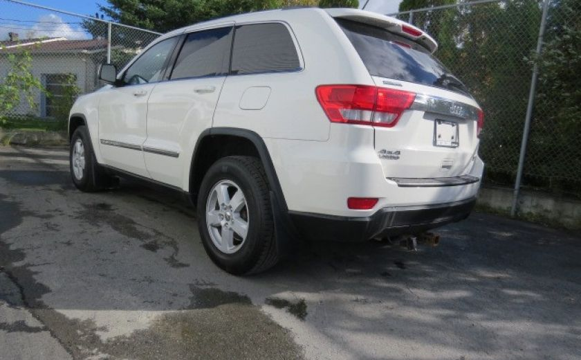 2012 Jeep Grand Cherokee Laredo #7