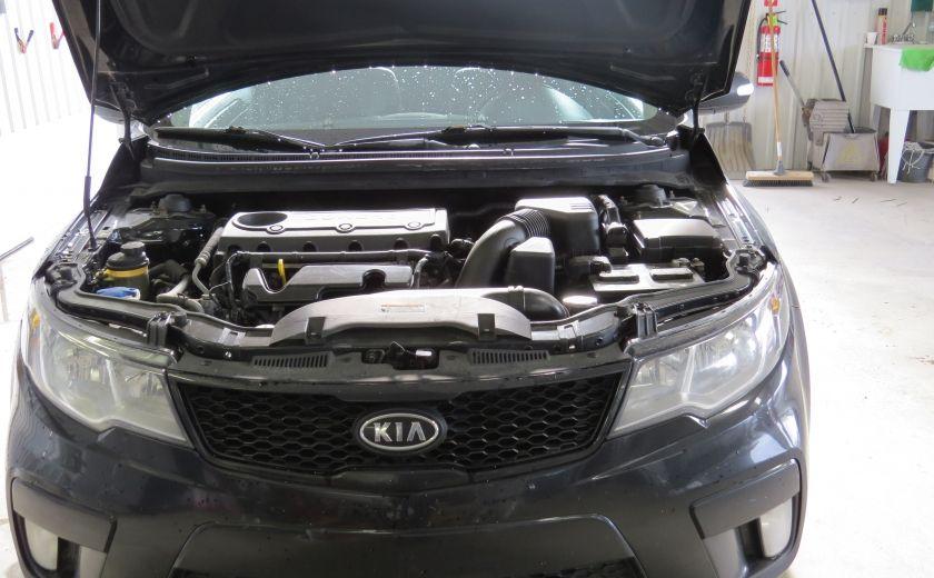 2010 Kia Forte SX #12