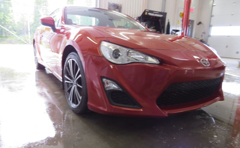 2013 Scion FR S Man #0