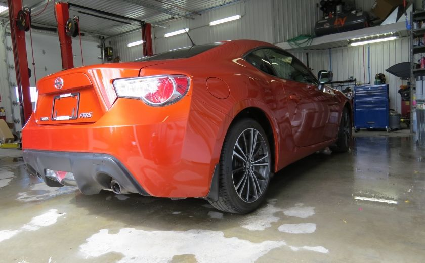 2013 Scion FR S Man #7