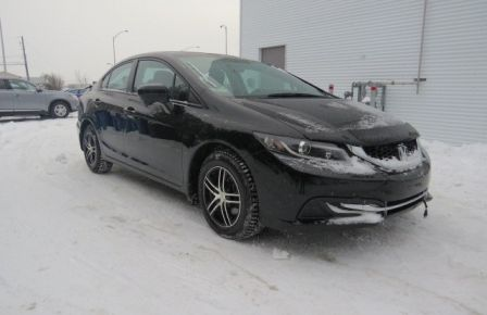 2015 Honda Civic EX in Abitibi