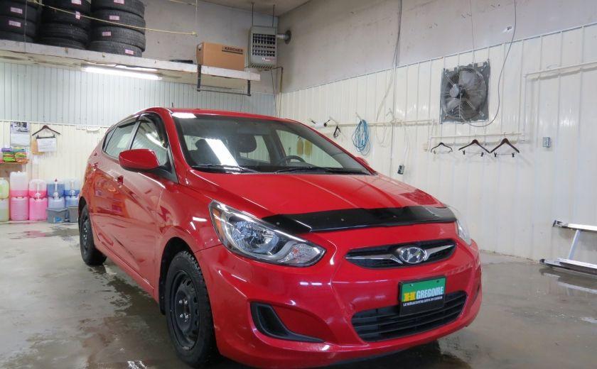 2014 Hyundai Accent GLS #0