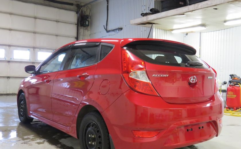 2014 Hyundai Accent GLS #3