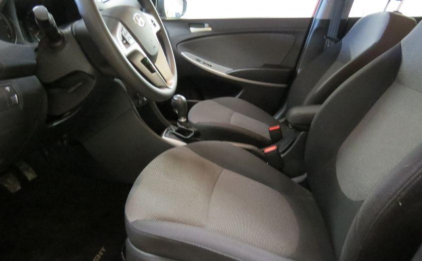 2014 Hyundai Accent GLS #8
