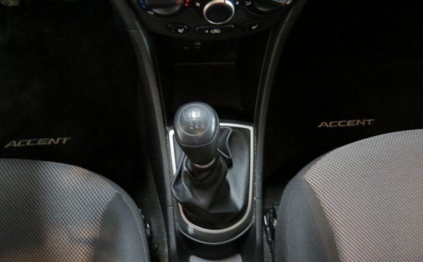 2014 Hyundai Accent GLS #13