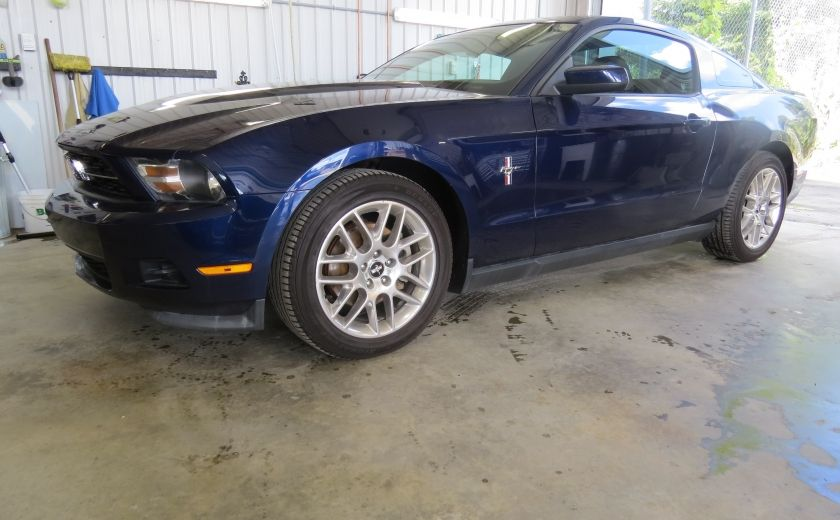 2012 Ford Mustang V6 #3