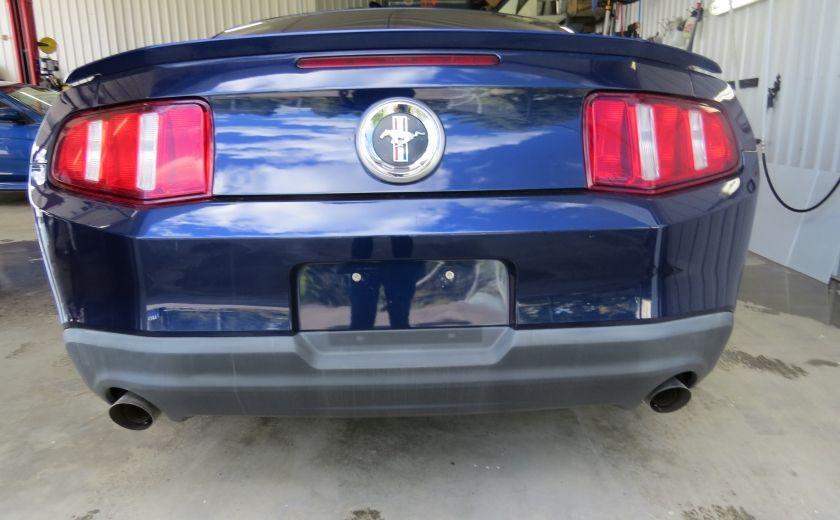 2012 Ford Mustang V6 #5