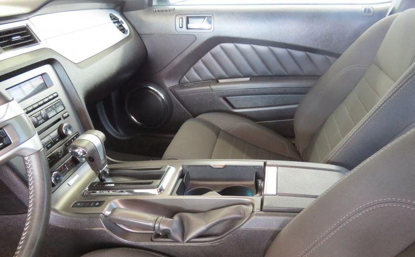 2012 Ford Mustang V6 #11