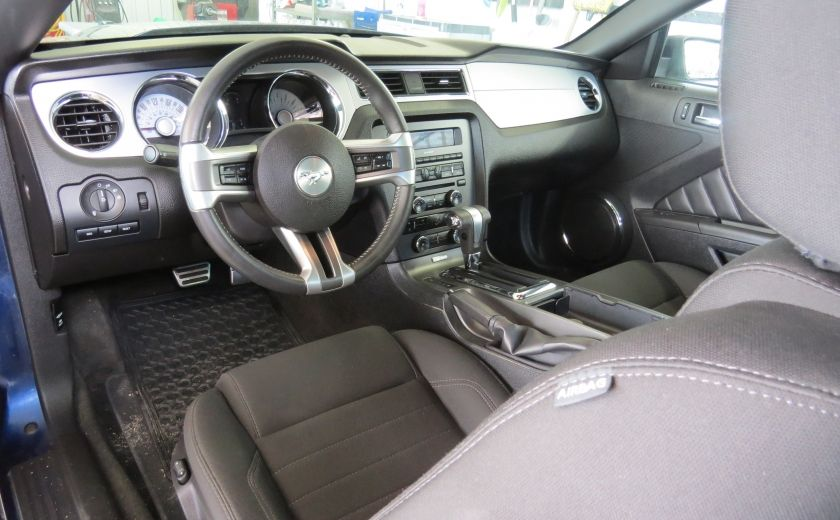 2012 Ford Mustang V6 #9