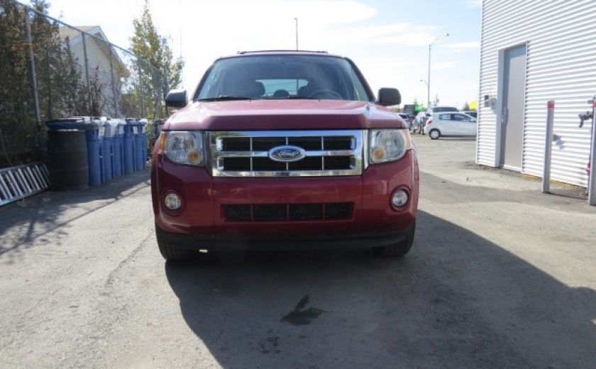 2009 Ford Escape XLT #4