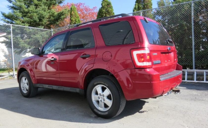 2009 Ford Escape XLT #8