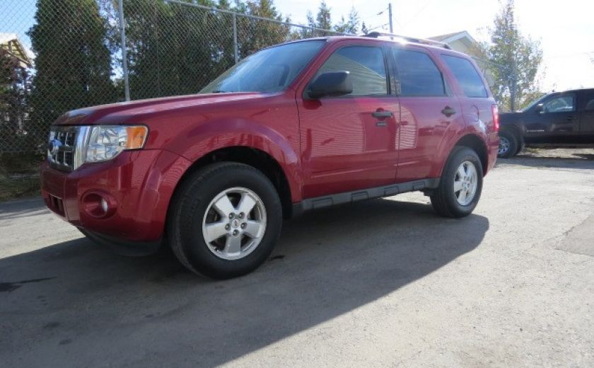 2009 Ford Escape XLT #1