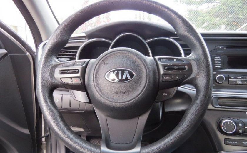 2014 Kia Optima lx   et 10 ans 200000 km sur le moteur #12