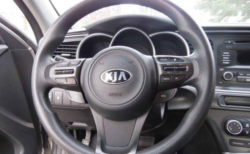 2014 Kia Optima lx   et 10 ans 200000 km sur le moteur #13