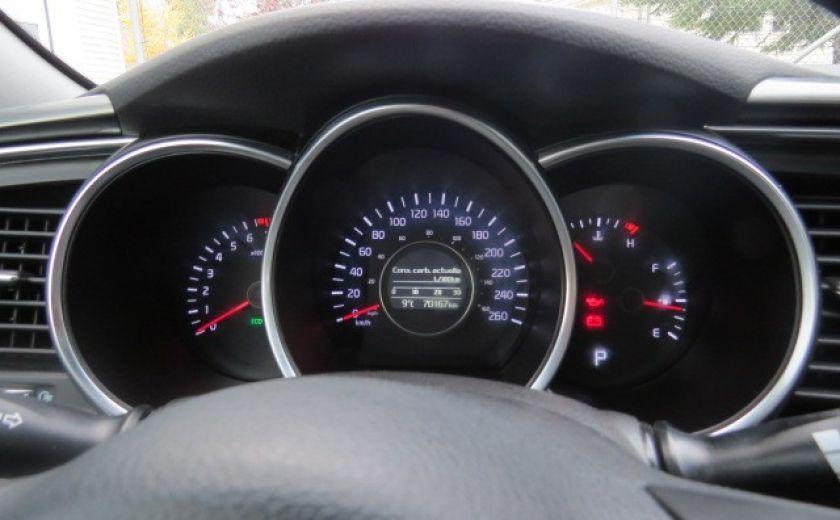 2014 Kia Optima lx   et 10 ans 200000 km sur le moteur #17