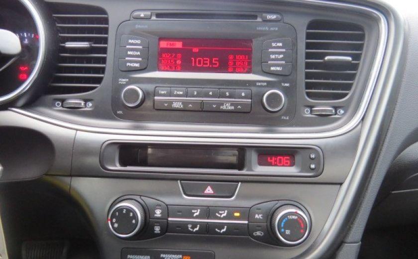 2014 Kia Optima lx   et 10 ans 200000 km sur le moteur #18