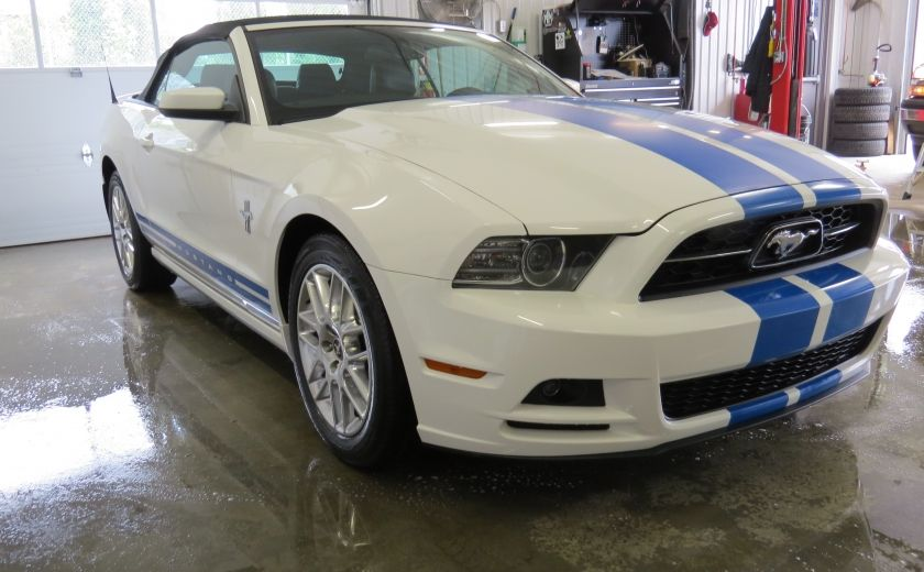 2013 Ford Mustang V6 Premium #0