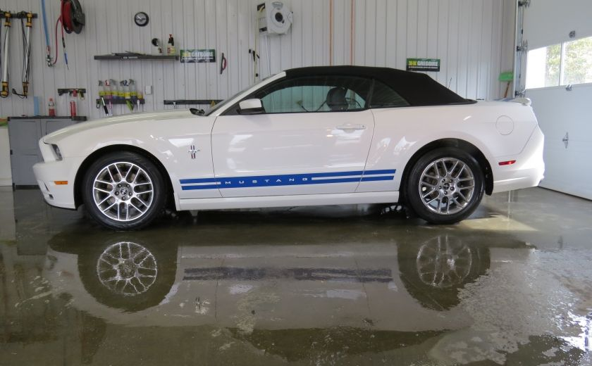 2013 Ford Mustang V6 Premium #4