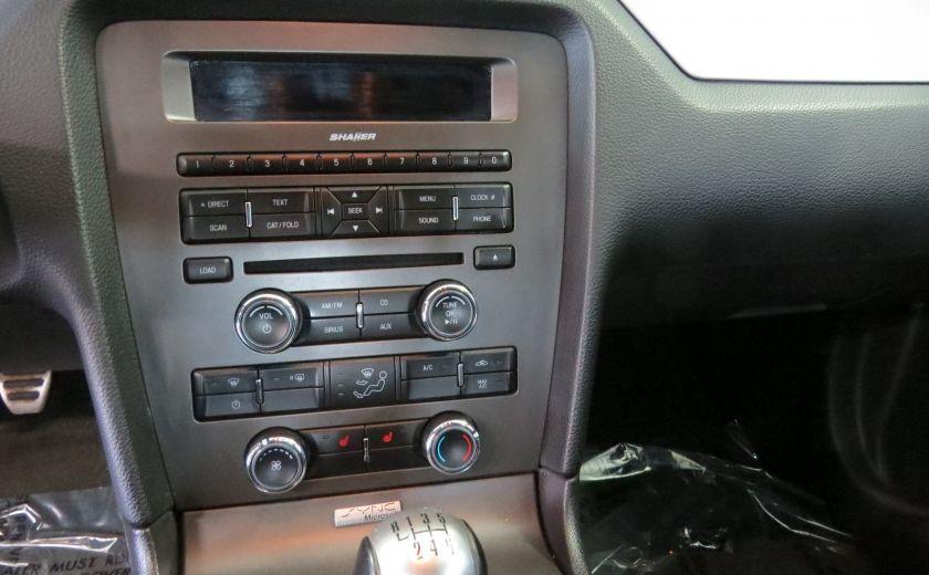 2013 Ford Mustang V6 Premium #9