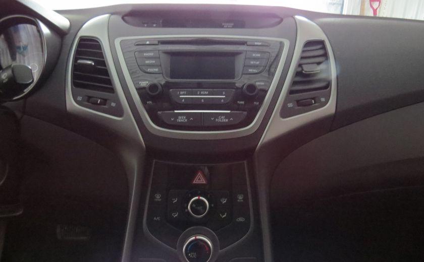 2016 Hyundai Elantra GL #11