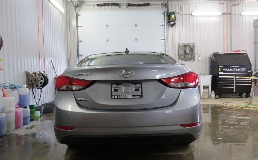 2016 Hyundai Elantra GL #6