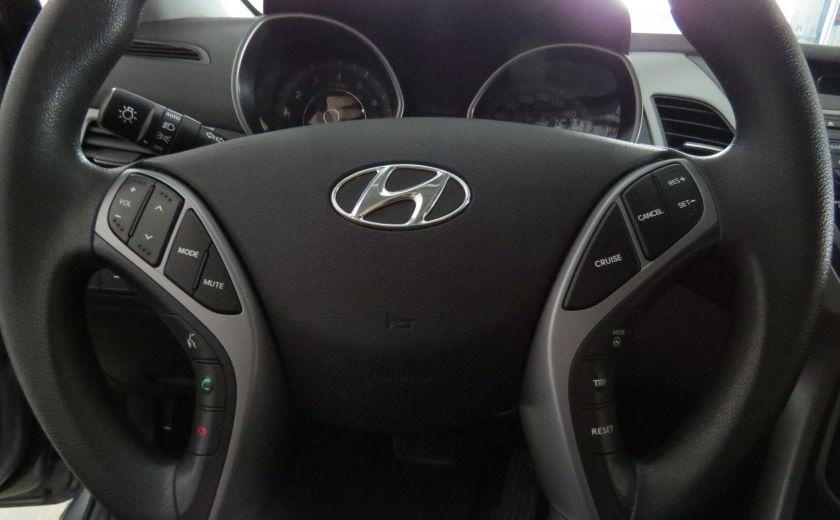 2016 Hyundai Elantra GL #9