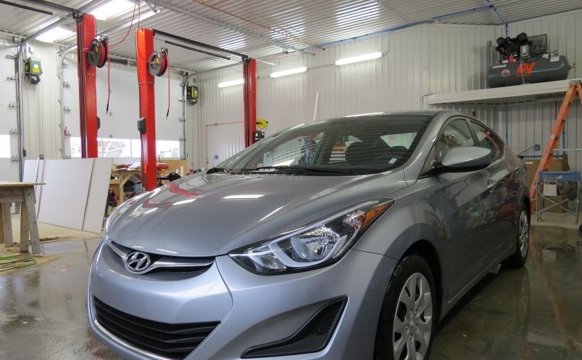 2016 Hyundai Elantra GL #4