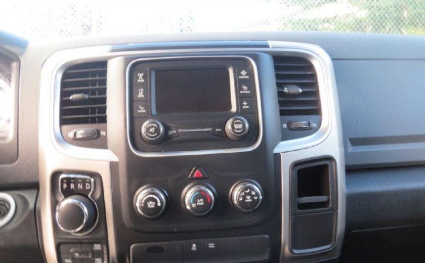 2015 Ram 1500 SLT crew cab 4x4 #13