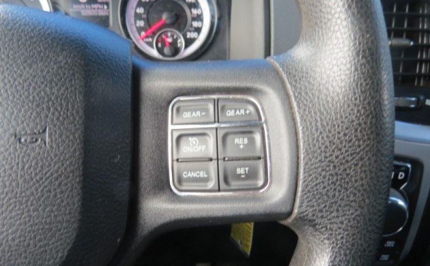 2015 Ram 1500 SLT crew cab 4x4 #22